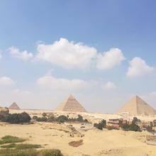 Mondy Pyramids View in Cairo