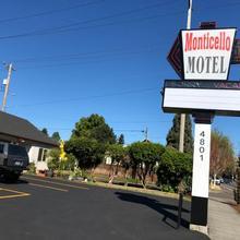 Monticello Motel in Portland