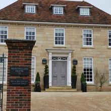 Montpellier House in Milton Keynes