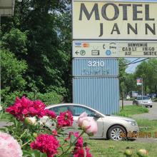 Motel Jann in Quebec