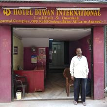 M/s Hotel Diwan International in Asansol