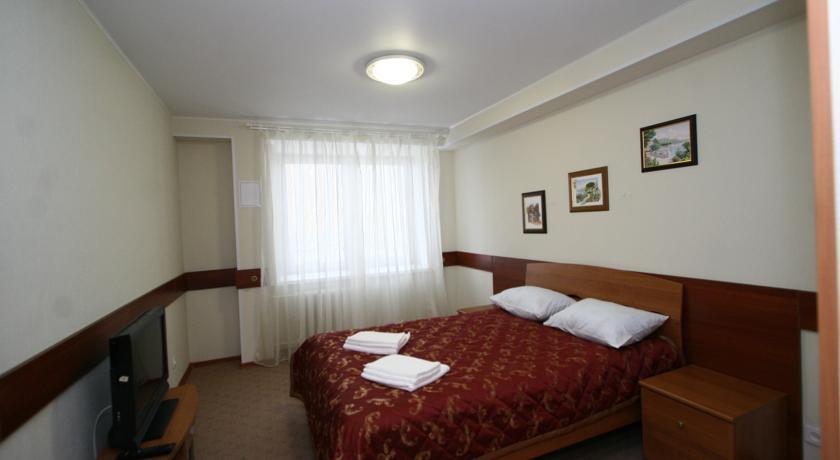 Na Vysote Hotel in Ufa
