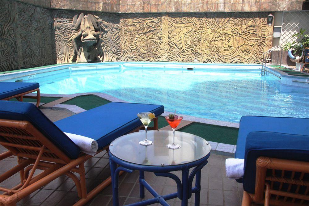 Nairobi Safari Club in Nairobi