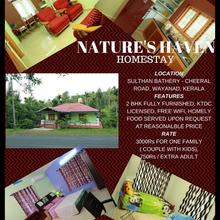 Nature's Haven Homestay in Sultans Battery