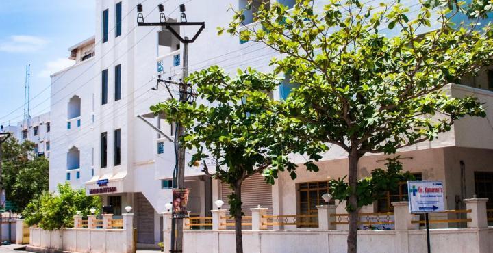 Hotel Navarathna in Pondicherry