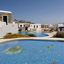 Naxos Palace in Naxos