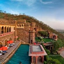 Neemrana Fort-palace in Alwar