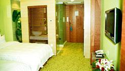 New Beacon Qingzhilv International Hotel in Jiangqiao