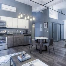 New Construction In A Historic Downtown Building in Detroit