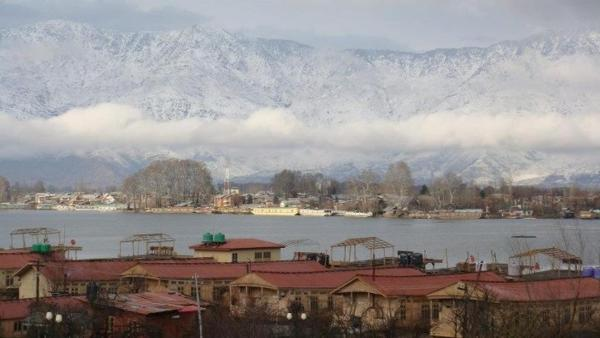 New Kolohai Group Of Houseboats in Srinagar