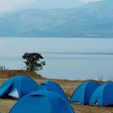 New Pavana Lake Camping in Khadkale