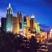 New York New York Hotel & Casino in Enterprise