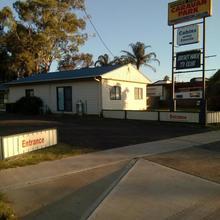 Newell Hwy Motel & Caravan Park in Parkes