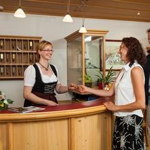 Nichtraucher-Ferienhotel Hohen Bogen in Eschlkam