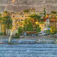 Nile Valley Hotel in Luxor