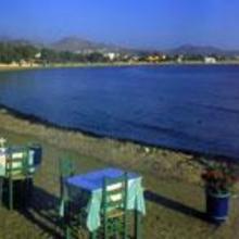 Nissaki Beach Naxos in Naxos