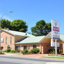North Parks Motel in Parkes