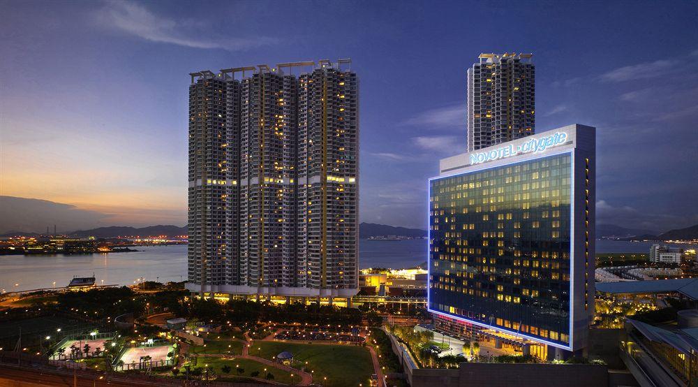 Novotel Citygate in Hong Kong