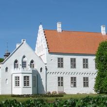 Nørre Vosborg in Ulfborg