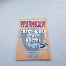 Nyoman Guest House in Canggu
