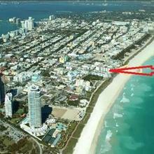 Ocean Drive Beach Pad in Miami Beach