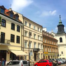 Oki Doki Old Town Hostel in Warsaw