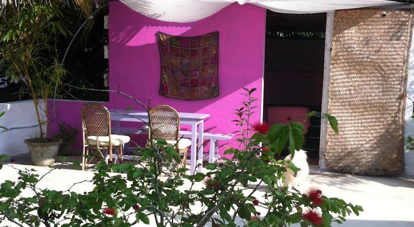 Om-India-Om Good Karma Beach Resort in Varkala