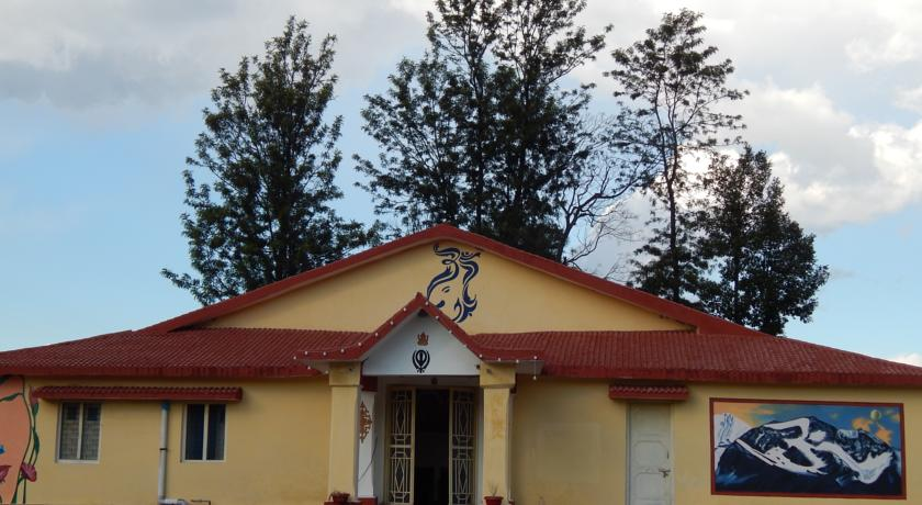 Om Resort in Binsar