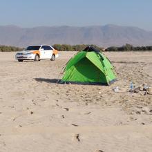 Oman Camping in Salalah
