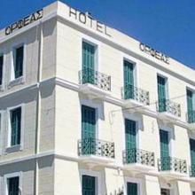 Orfeas Hotel in Mystegna