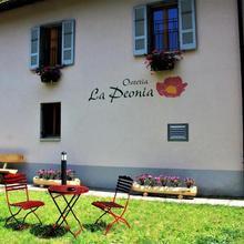Osteria Con Alloggio La Peonia in Lugano