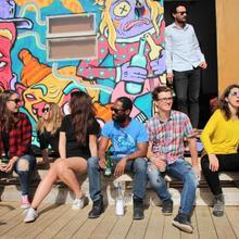 Overstay Jaffa Backpackers Hostel in Tel Aviv