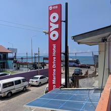 OYO 102 Metro Marine Drive Hotel in Colombo