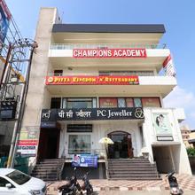 Capital O 19955 Hotel Krishnandan in Mathura