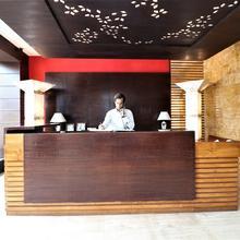 Capital O 9580 Hotel Garnet Inn in Durg