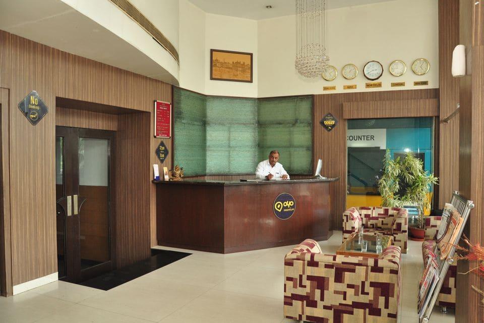 OYO 1105 Hotel Surya Residency in Majitha