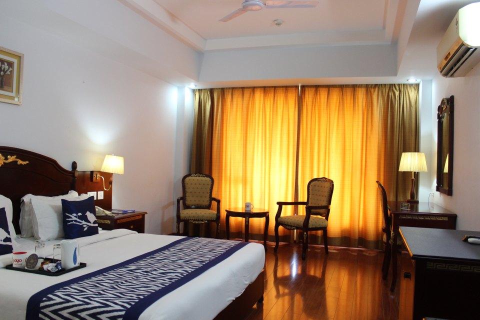 OYO 1558 Mayur Aaditya Resort in Dharwad