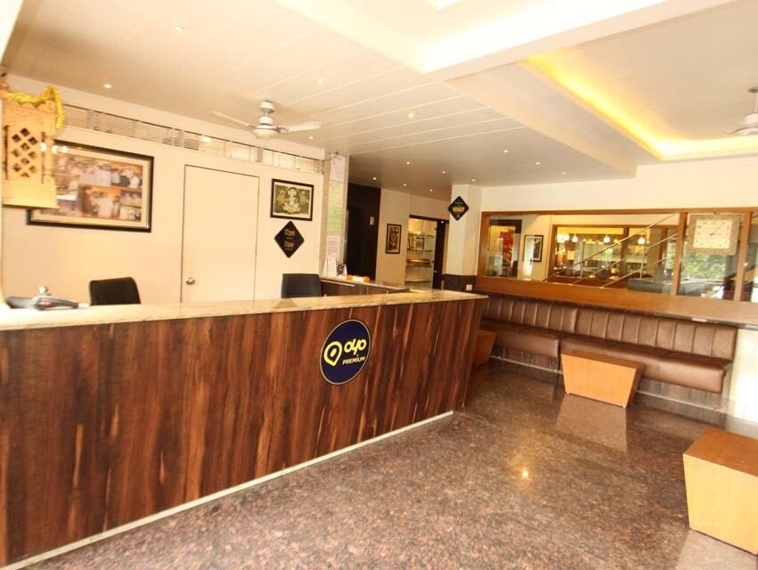 OYO 1928 Hotel Vetro Inn in Surat