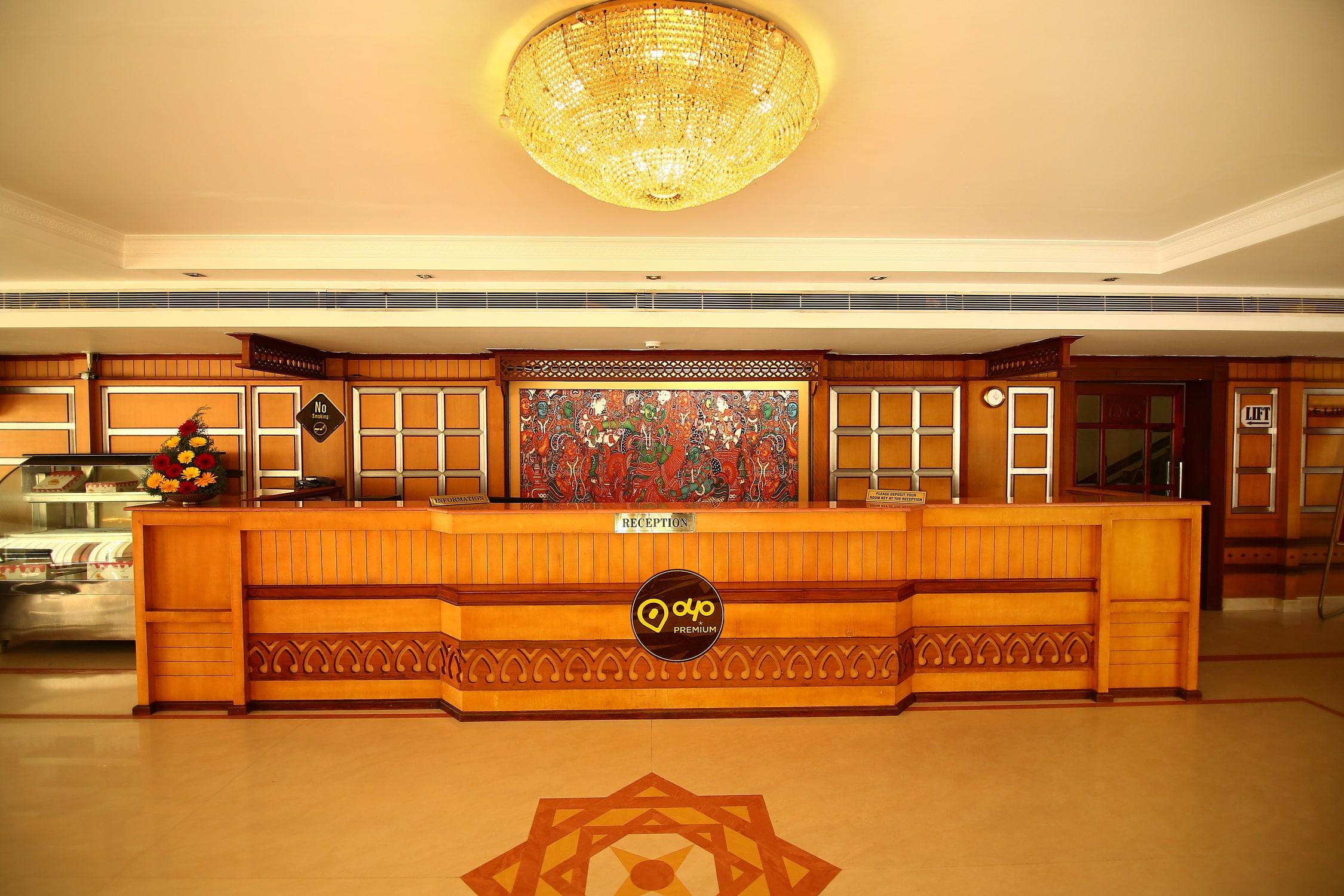 OYO 2786 Hotel Dass Continental in Kolazhy