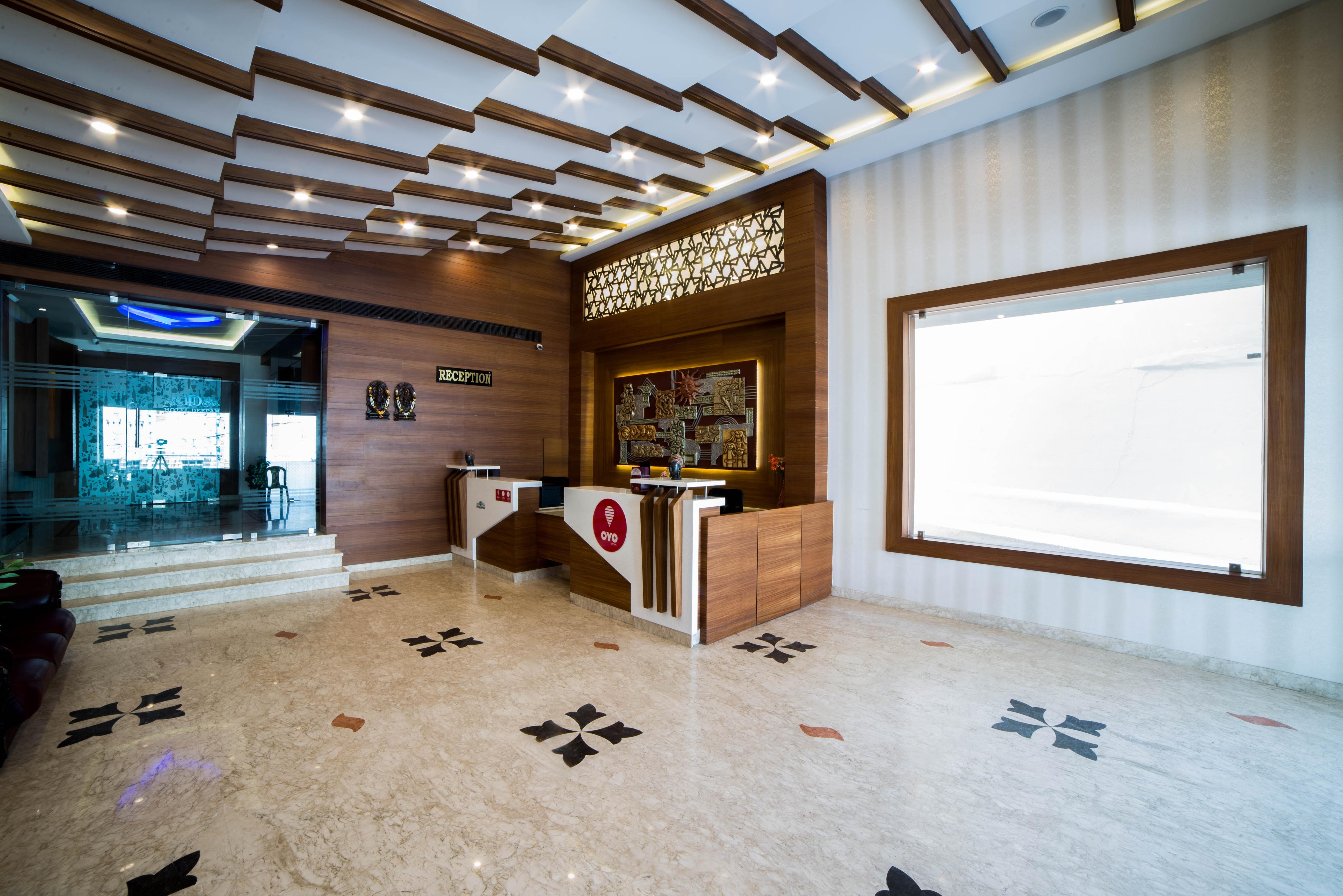 OYO 4450 Hotel Deepam in Uraiyur