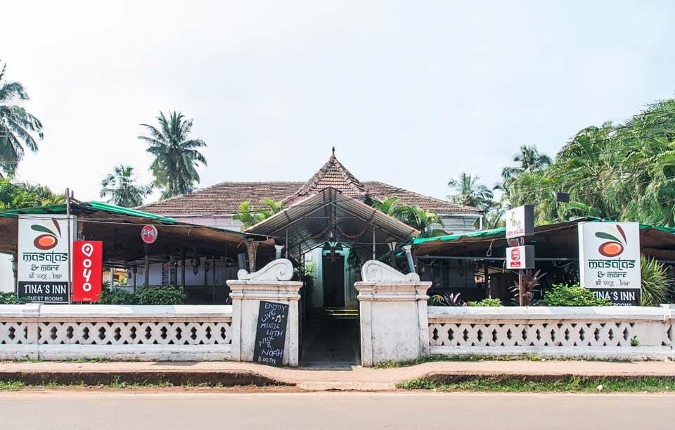 OYO 854 Hotel Tina's Inn in Goa