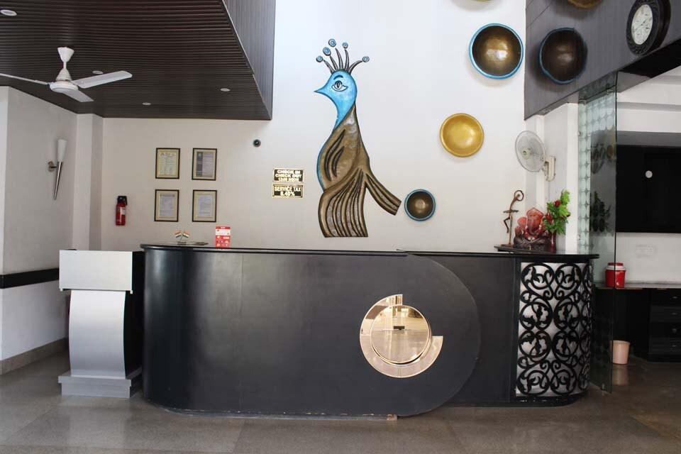 OYO 2356 Hotel Gian Residency in Taraori
