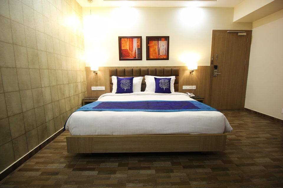 OYO 2541 Hotel Nova K D Comfort in Jamnagar