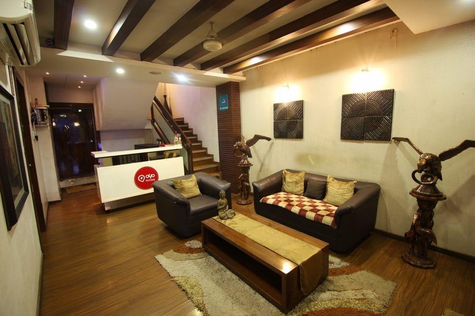 OYO 1328 Hotel SS Inn in Rajkot