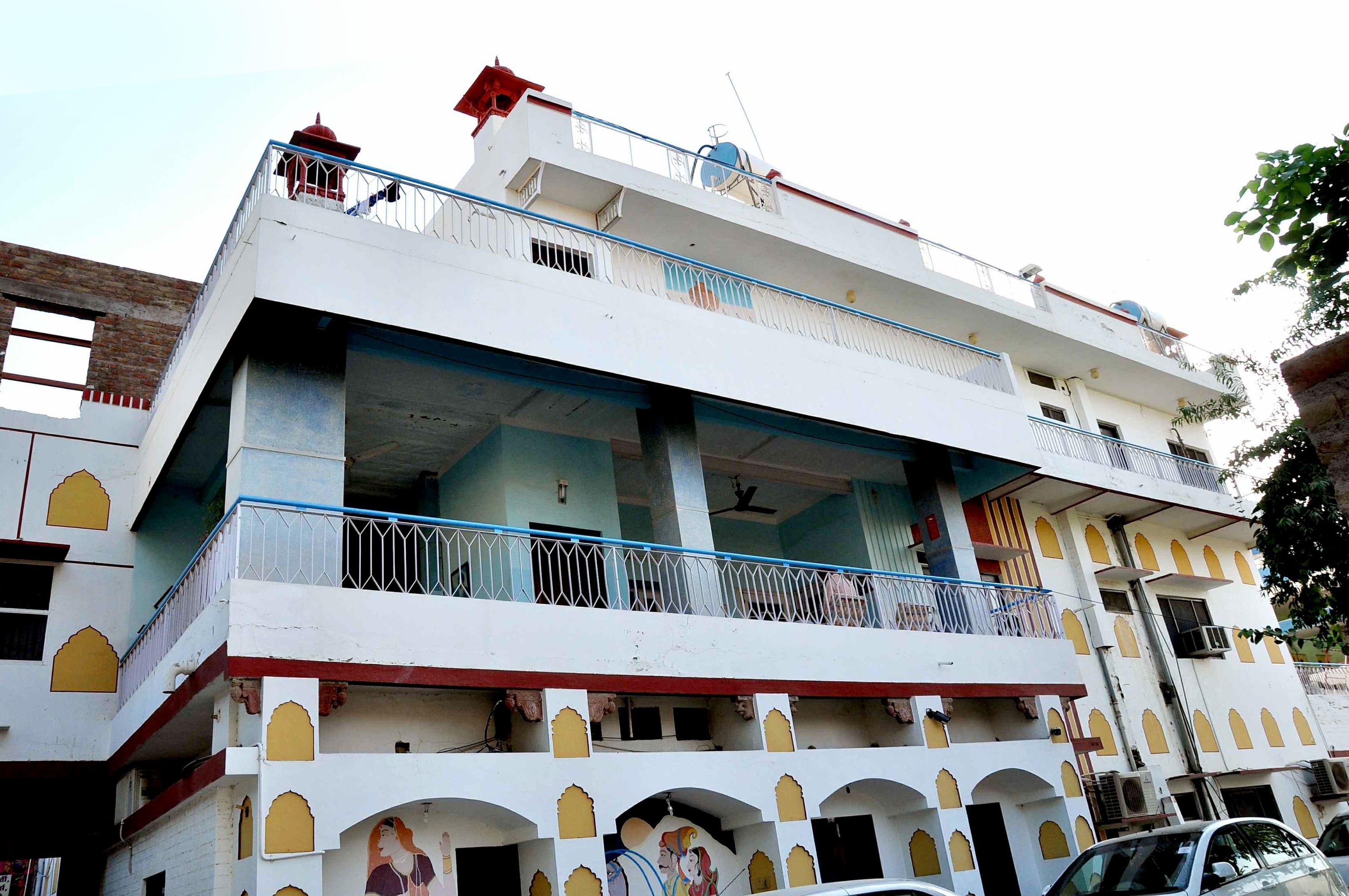 OYO 2449 Hotel Shri Ram Heritage in Bikaner