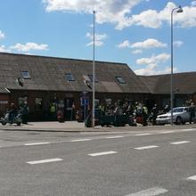 Paarup Kro in Hampen