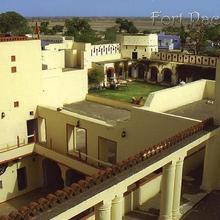 Pachewar Garh Fort in Pachewar