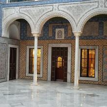Palais Bayram in Tunis