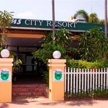 Palms City Resort in Darwin