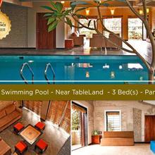 Panchgani Luxury Pool 3 Bed Villa near Table Land in Panchgani